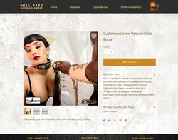 Hell Paso Alt Wear Online Store