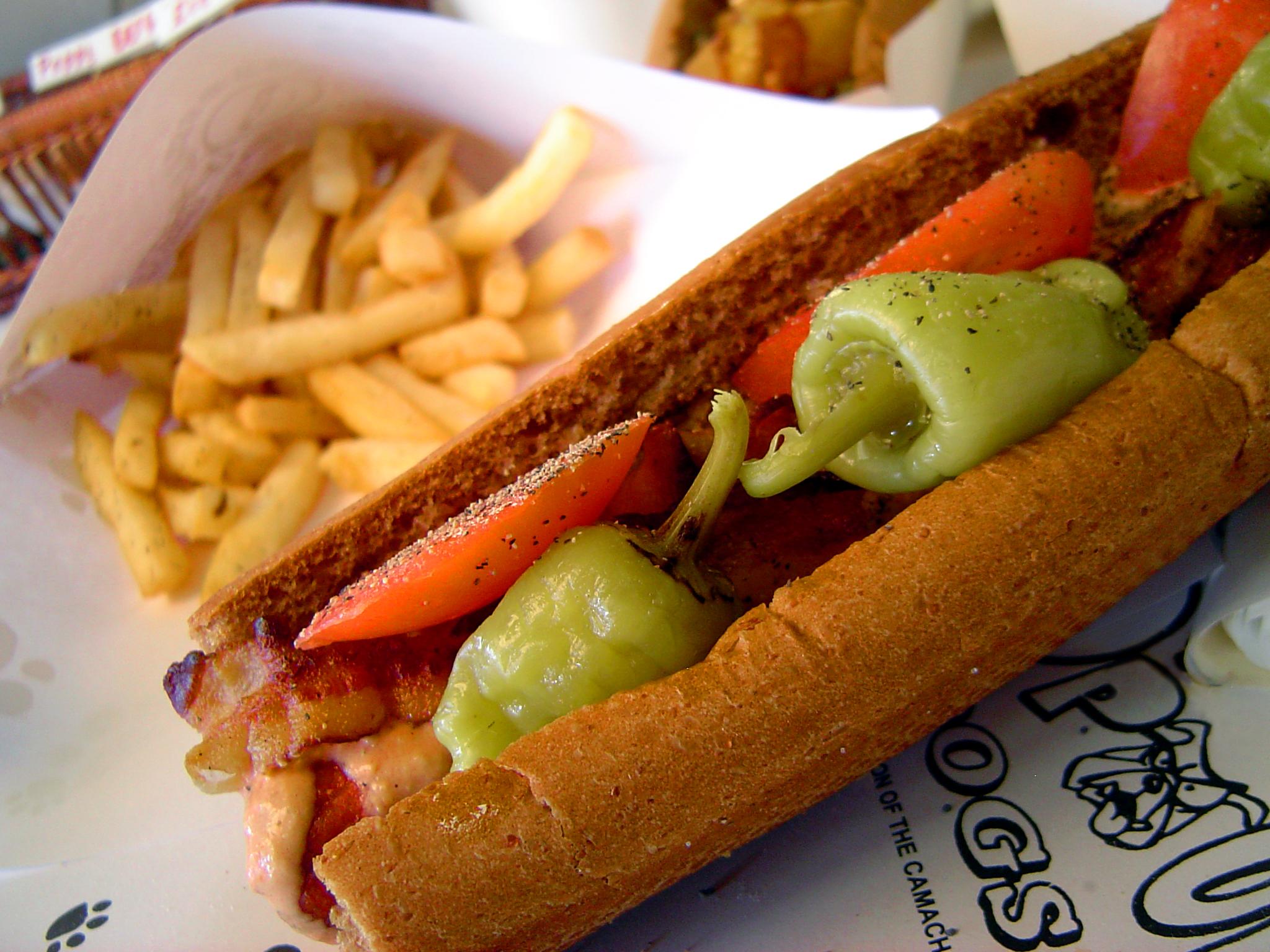 Dog Pound Hot Dogs
