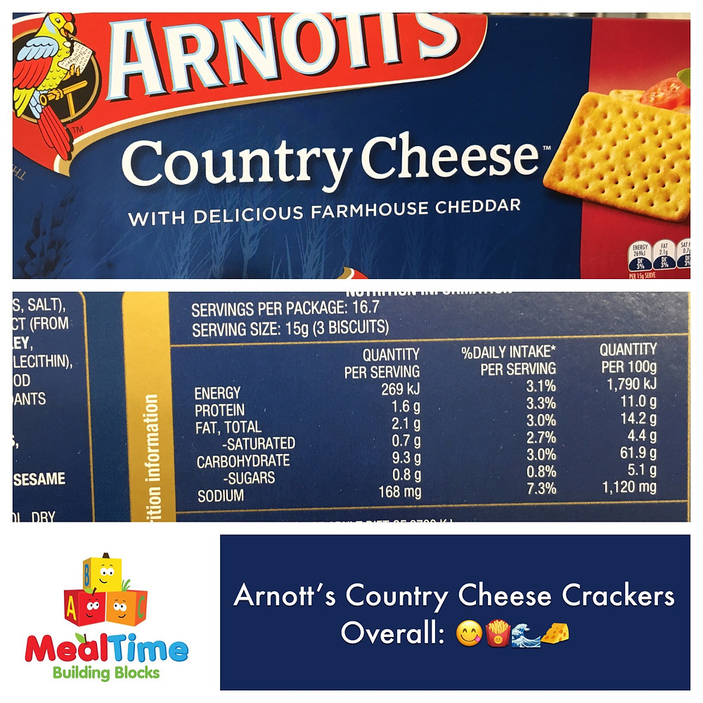 chews day country cheese crackers