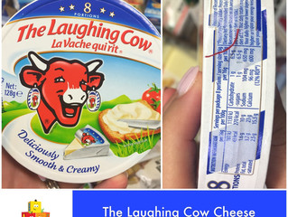 Chewsday Review- The Laughing Cow Cheese