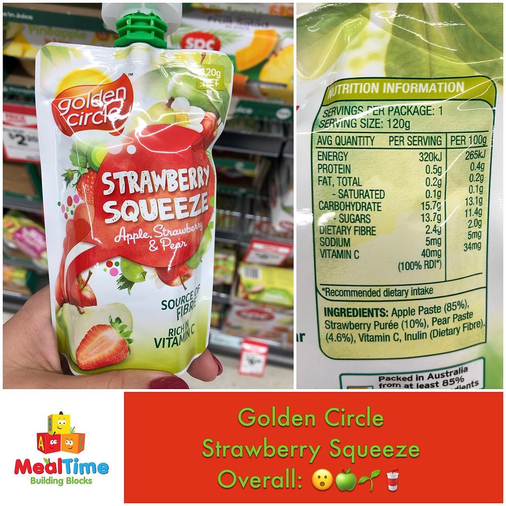 Chewsday Strawberry Squeeze