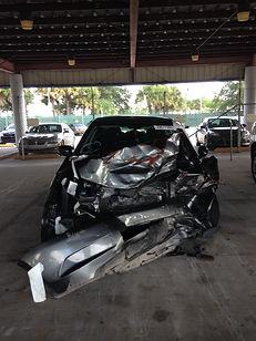 Florida Car Accident Damage