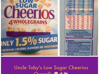 Best breakfast cereals for kids? Chewsday Reviews