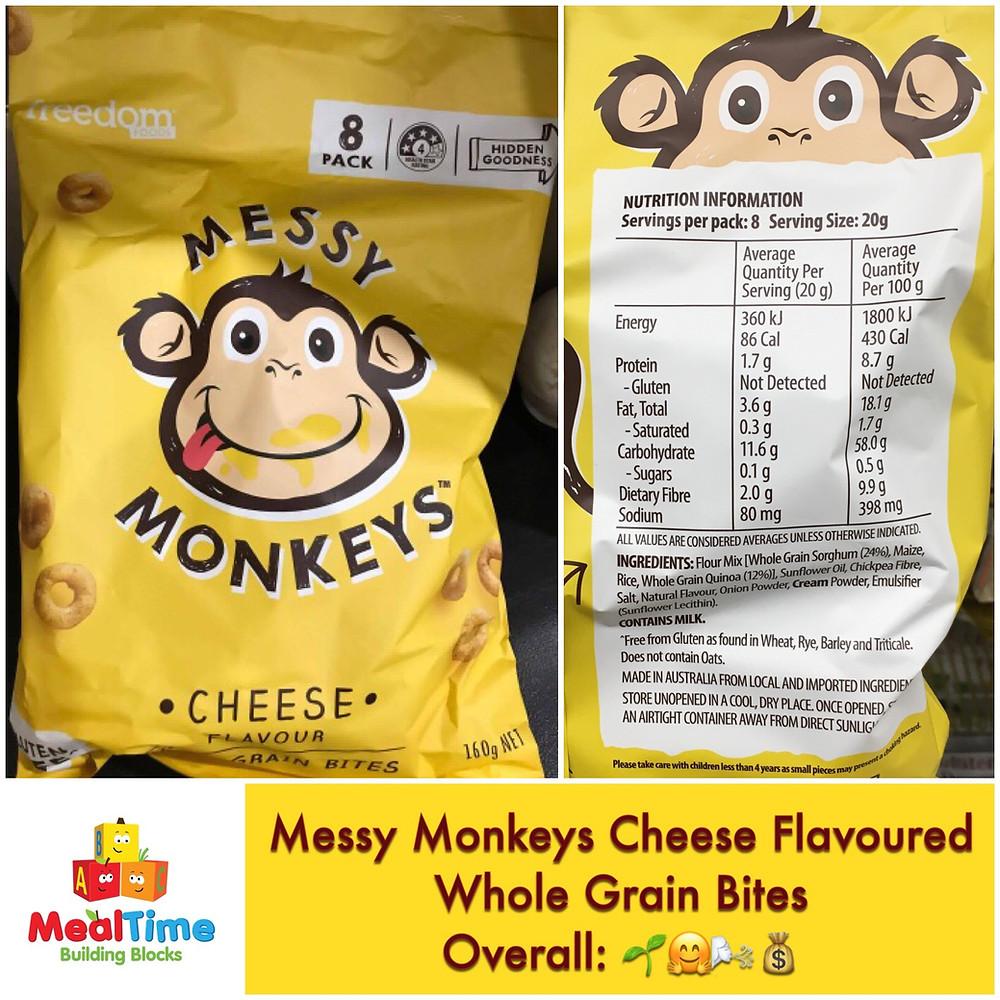 Chewsday Messy Monkeys