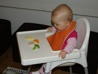 Best tips for intro to solids