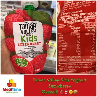 Chewsday Review- Tamar Valley Yoghurt