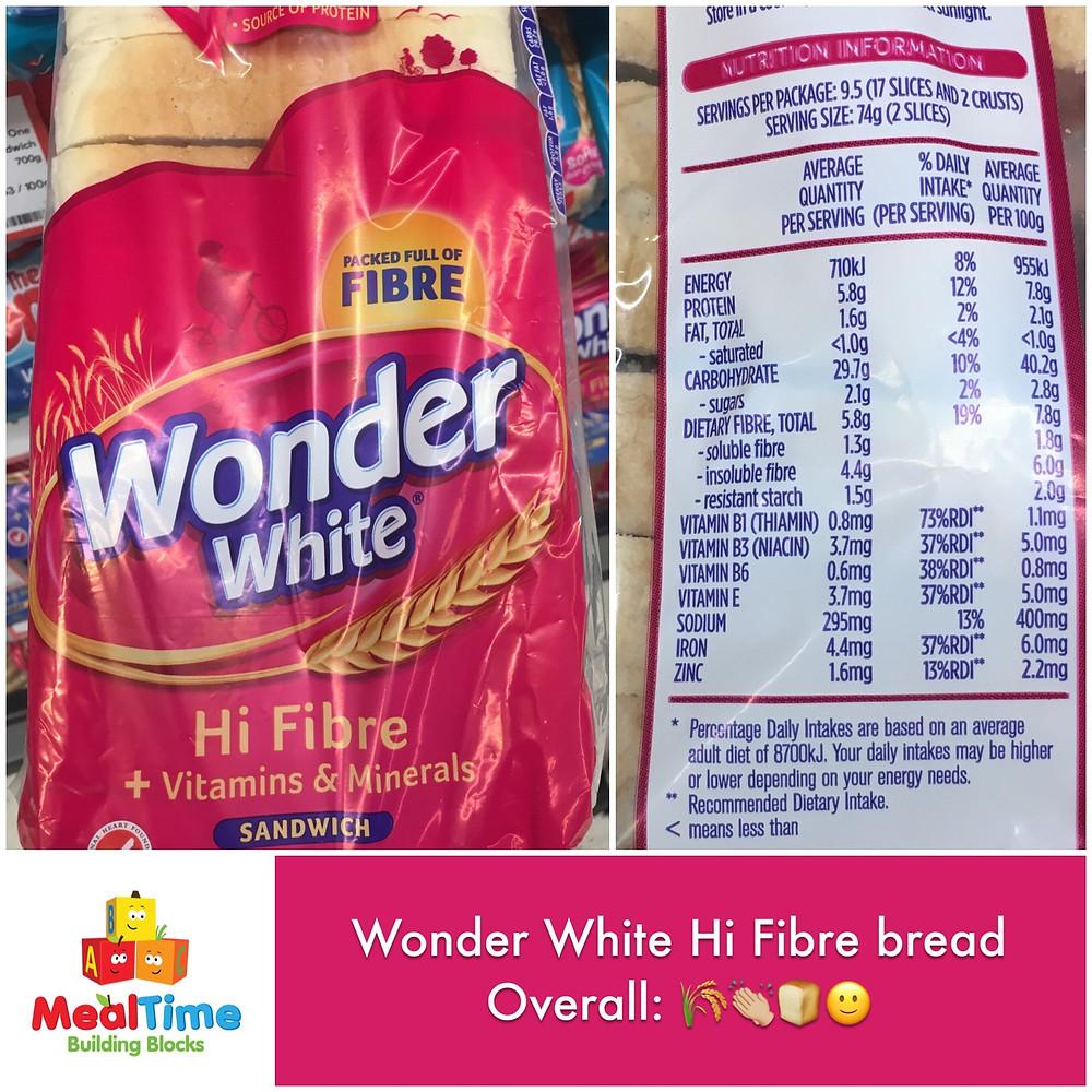 Chewsday white bread