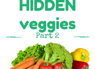 Is 'hiding' vegetables worth it? Part 2 of 3