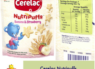 Chewsday Review- Cerelac NutriPuffs