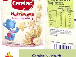 Chewsday Review- Cerelac NutriPuffs