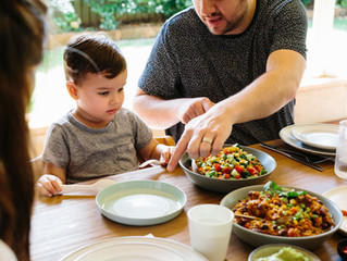 Why we don't try to 'fix' fussy eating
