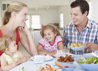 What's your best tip for preventing fussy eating?