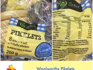 Chewsday Review- Woolworths Pikelets