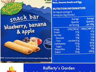 Chewsday Review- Rafferty's Garden Snack Bar