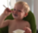 spoon feeding