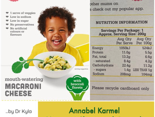 Chewsday Review- Annabel Karmel Macaroni Cheese