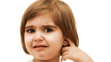 Ear infections and fussy eating