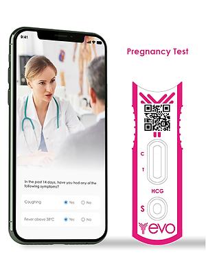 Pregnancy Smart Rapid Test Kit