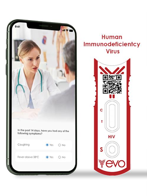 HIV A+B Ab Antibody Smart Rapid Test Kit