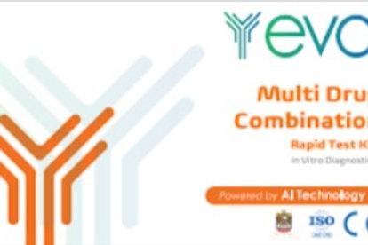 5-Drug Combination Test