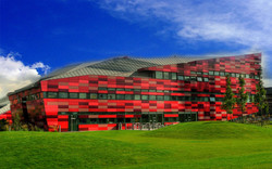 Jubilee Campus Nottingham Univers