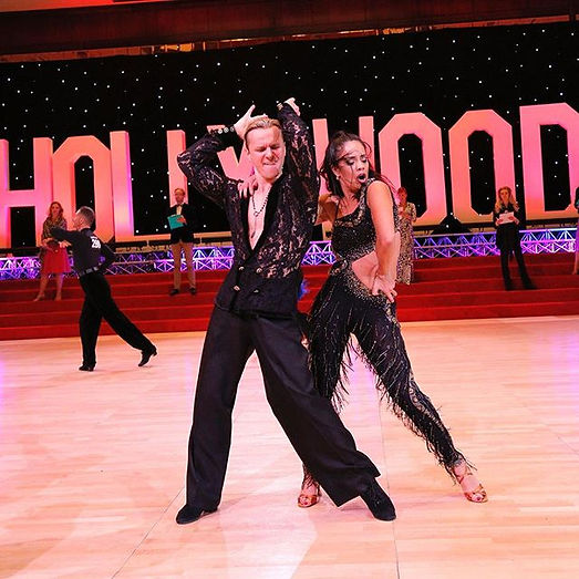 Ballroom Dancing LA - Pro/Am dance competitions in Los Angeles with Oleg Astakhov.
