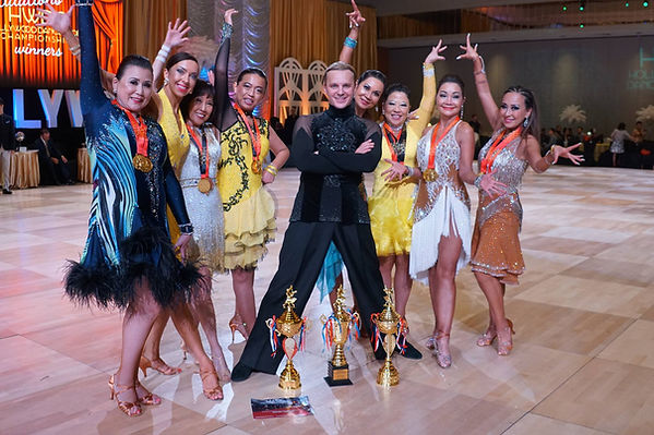 Ballroom Dancing LA - top Pro/Am dance studio in Los Angeles by Oleg Astakhov.