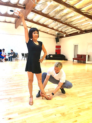 Ballroom Dancing LA - top Pro/Am dance studio in Los Angeles by Oleg Astakhov. Private Ballroom dance lessons.