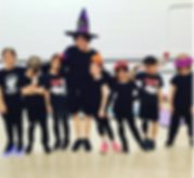 JJ Rabone - Hip Hop for kids private group lessons in Beverly Hills