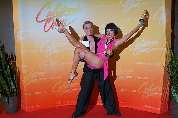 Ballroom Dancing LA - top Pro/Am dance studio in Los Angeles by Oleg Astakhov and JJ Rabone.