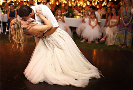 Wedding dance lesons at Beverly Hills Dance Studio by top dance instructors.