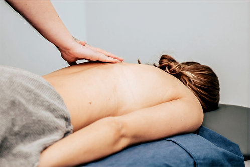 1 hour Remedial Massage