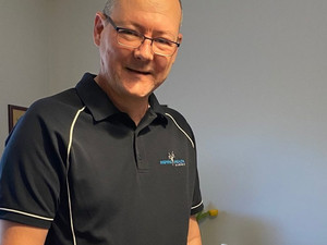 Dry needling explained by Myotherapist, Christian Trebley