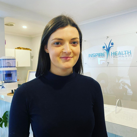 The Inspire Health Journey for Osteo, Shelby Perram