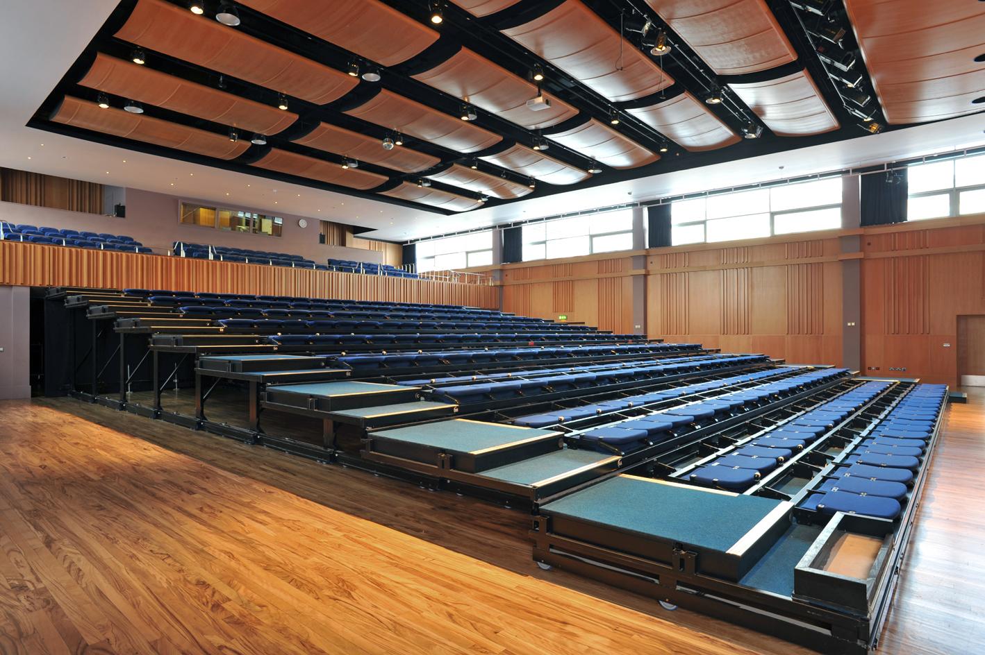 Trinity School Concert Hall 04