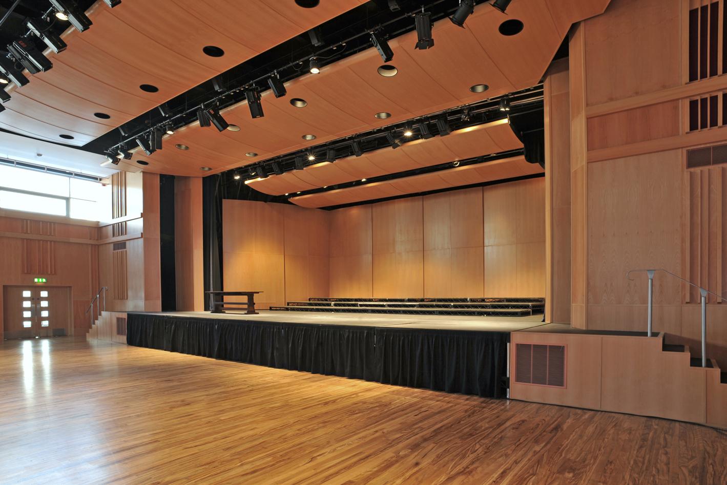 Trinity School Concert Hall 03