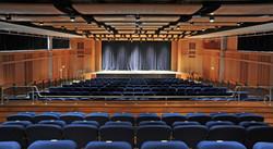 Trinity School Concert Hall 07