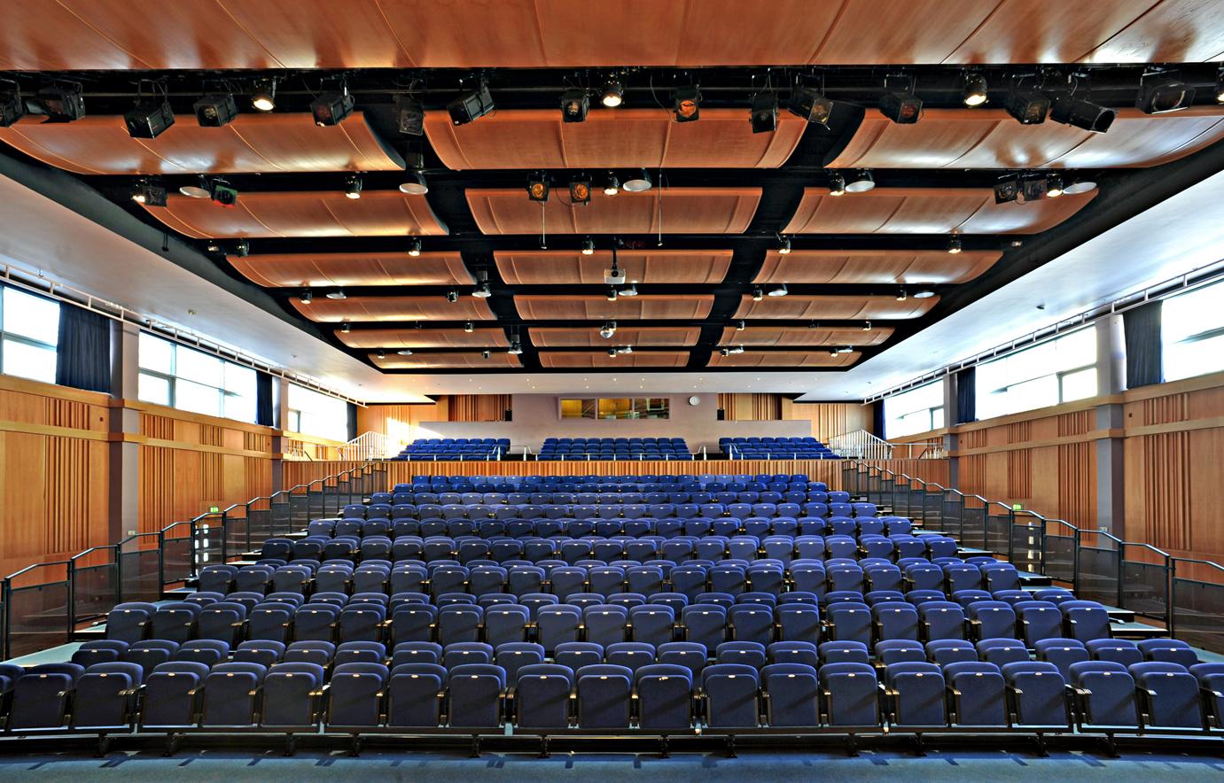 Trinity School Concert Hall 06