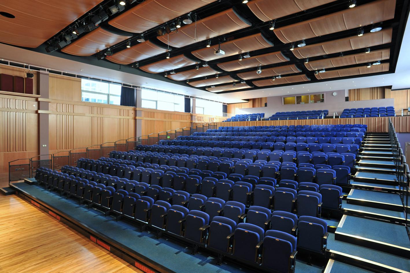 Trinity School Concert Hall 05