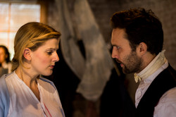 David emplores Agnes to ignore Heep
