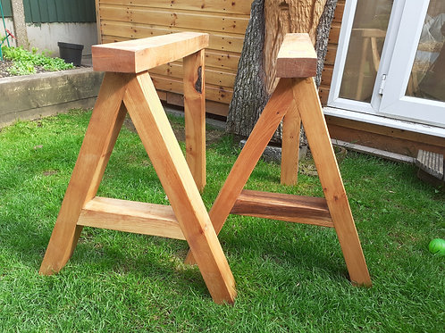 Trestles - A-Frame jointed