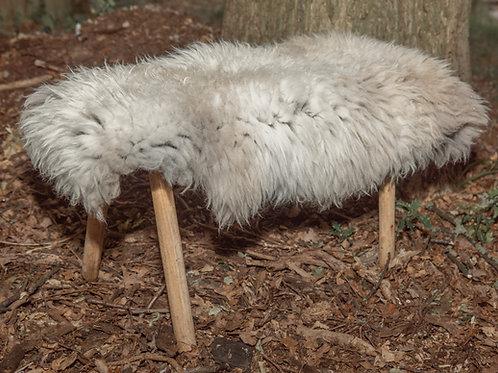 Ryeland Type Sheepskin Large