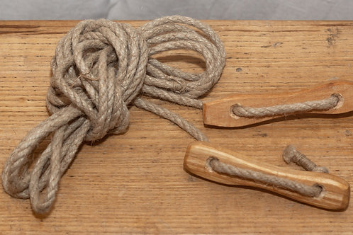 Guide Ropes (6.5m (approx)  - 2 Strand Square)