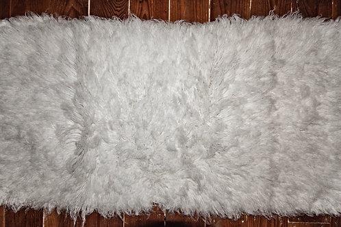 Flokati  Woven Woolen Rug  (Medium)