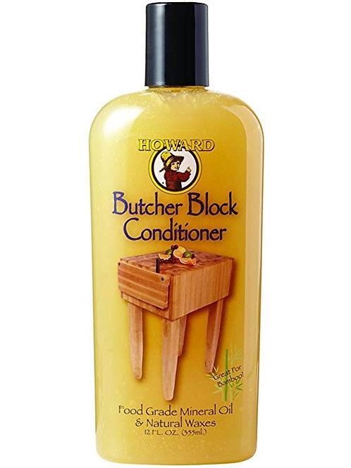 Howards Butchers Block Conditioner 355ml