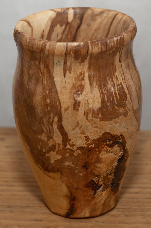 Spalted Beech Vase Type Bowl (2nd)
