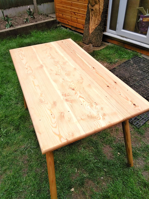 Table - Pine Top with Ash Legs