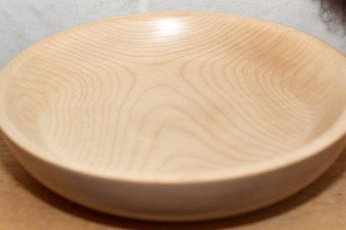 10.5 inch  Maple Bowl