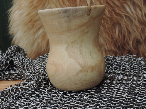Standard Wooden Cup Size 1