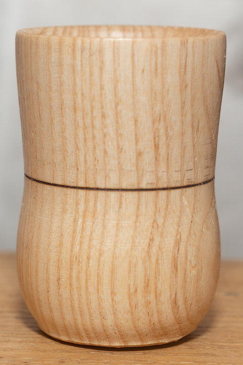 Dark Lined Ash Cup